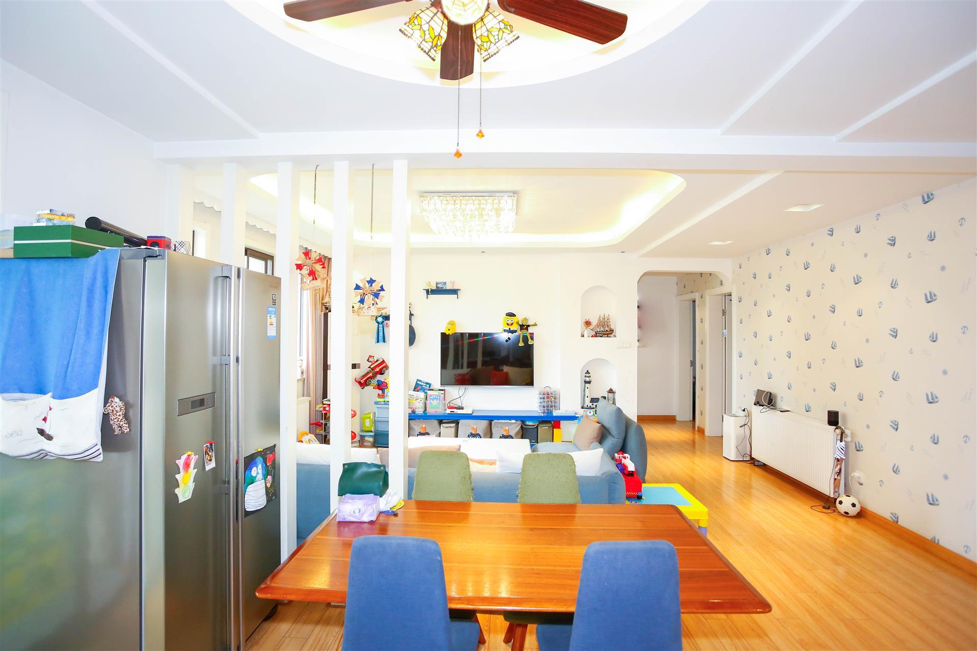 盛世家园(二期)3室2厅