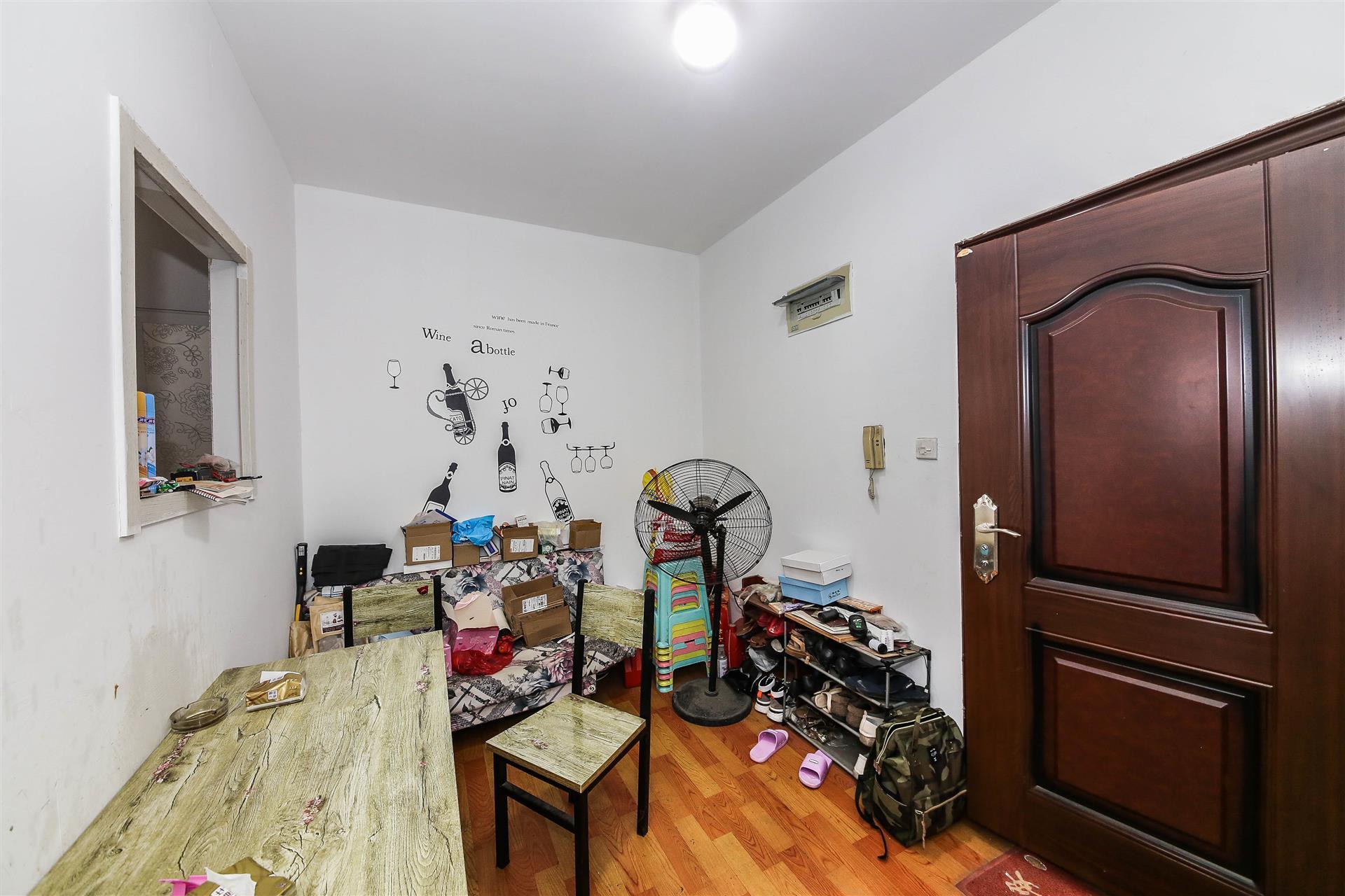 新街家园1室1厅